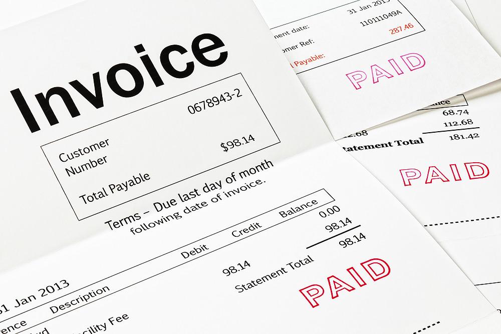 Modelos y plantillas de facturas rectificativas